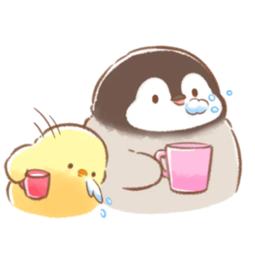 soft and cute chick 09 - Sticker 21