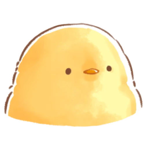 soft and cute chick 09 - Sticker 14