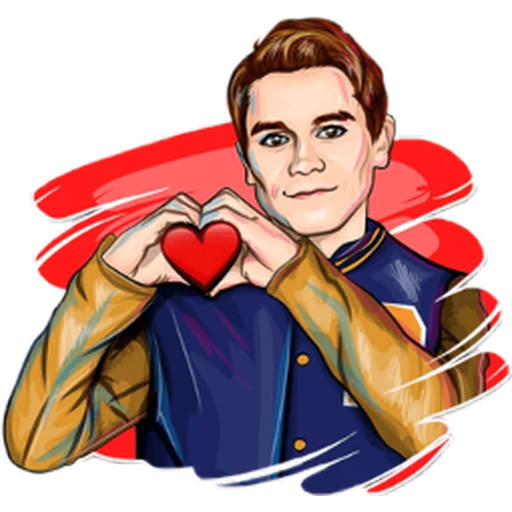 Riverdale Fan!! - Sticker 13