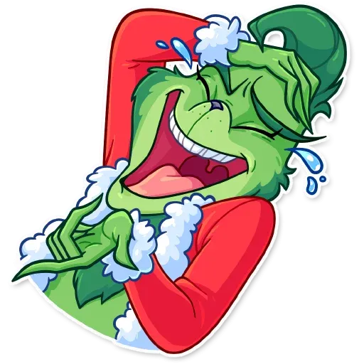 The Grinch - Sticker 1