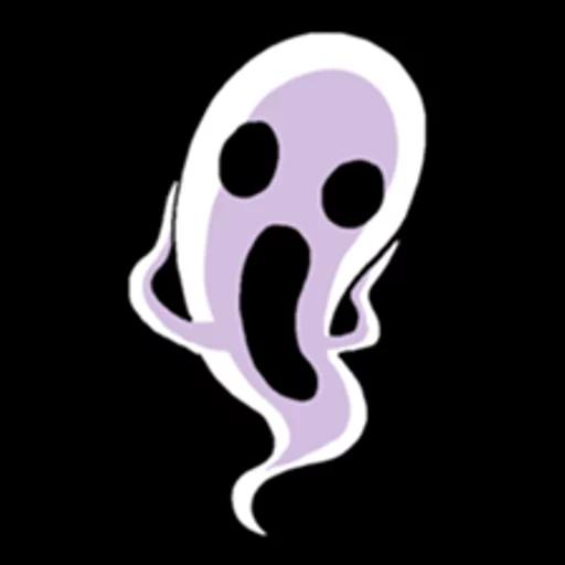 Ghost - Sticker 3