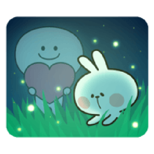Spoiled Rabbit Love - Sticker 12