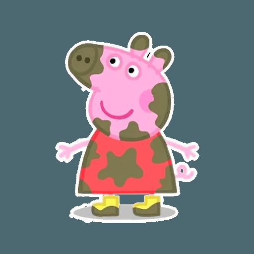 PeppaPig - Sticker 6