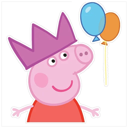 PeppaPig - Sticker 5