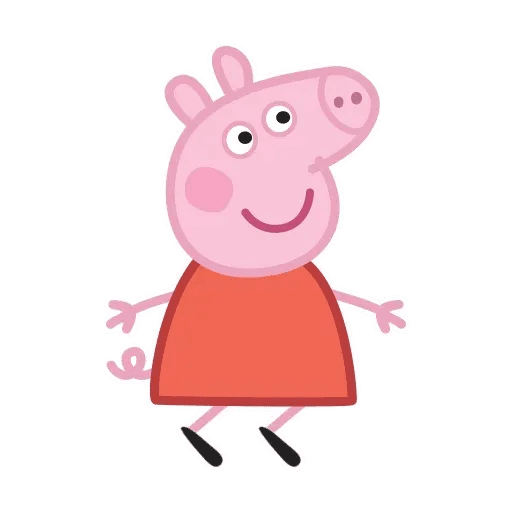 PeppaPig - Sticker 2