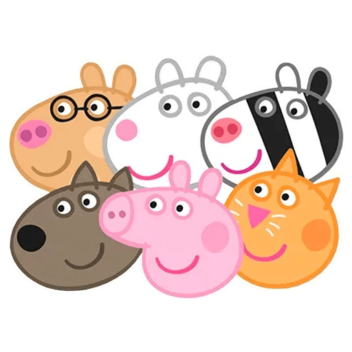 PeppaPig - Sticker 7