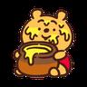 志華bb sticker - Tray Sticker