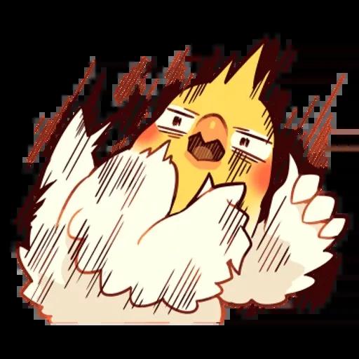 鸚鵡 - Sticker 26