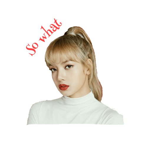 BlackPink - Sticker 4