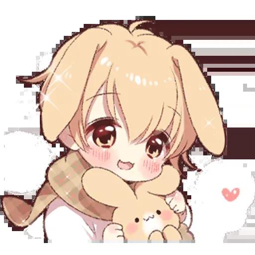 Bunny Boy 2 - Sticker 10