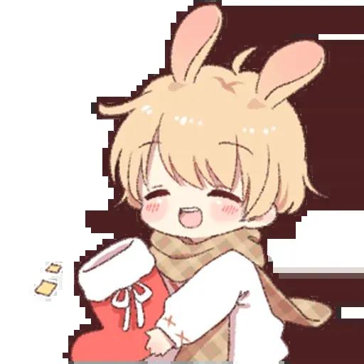 Bunny Boy 2 - Sticker 2