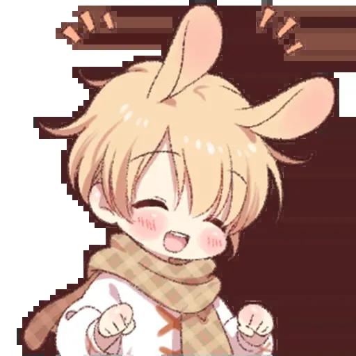 Bunny Boy 2 - Sticker 7