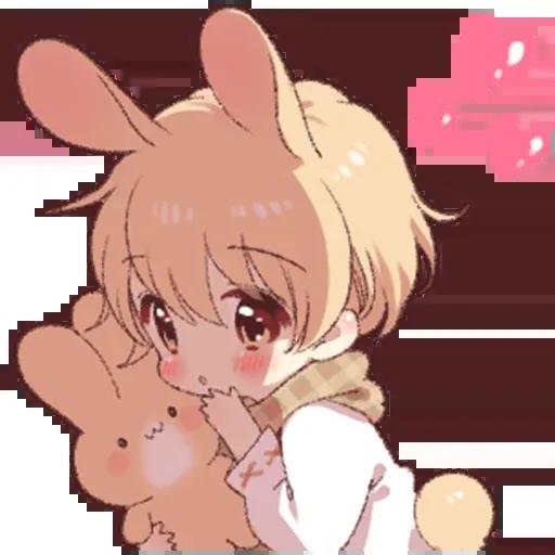 Bunny Boy 2 - Sticker 17