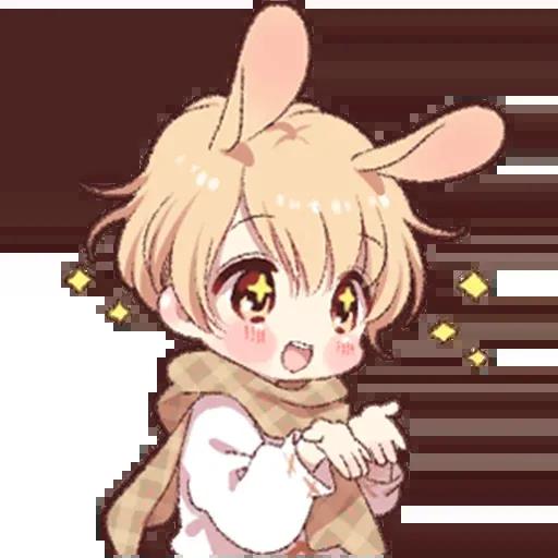 Bunny Boy 2 - Sticker 24