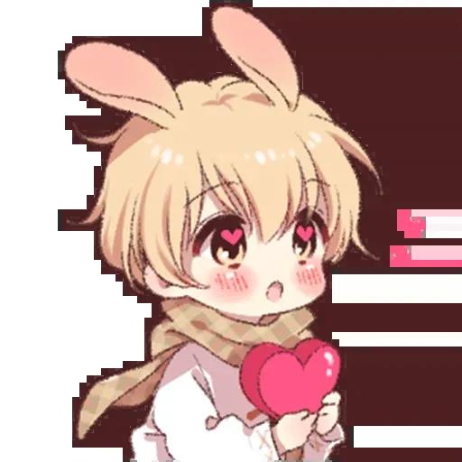 Bunny Boy 2 - Sticker 23