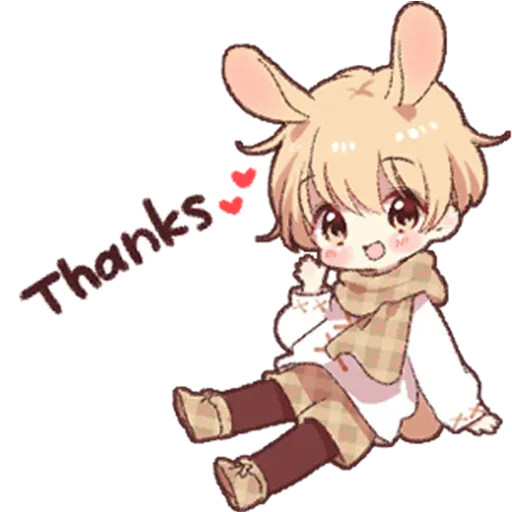 Bunny Boy 2 - Sticker 8