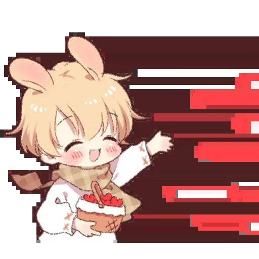 Bunny Boy 2 - Sticker 20