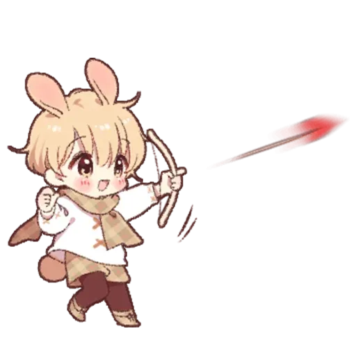 Bunny Boy 2 - Sticker 19