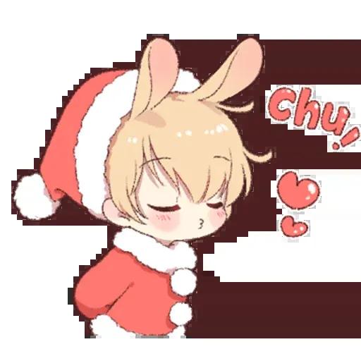 Bunny Boy 2 - Sticker 3