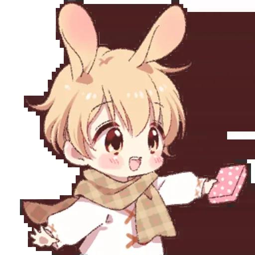 Bunny Boy 2 - Sticker 22
