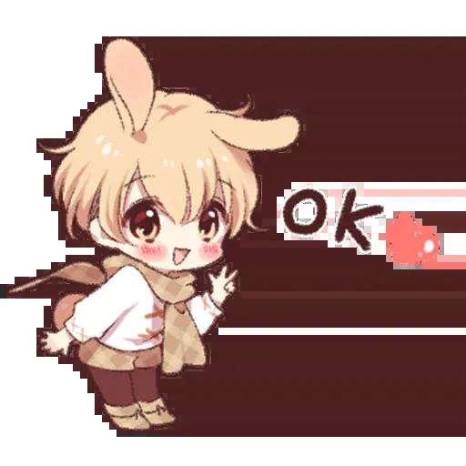 Bunny Boy 2 - Sticker 6