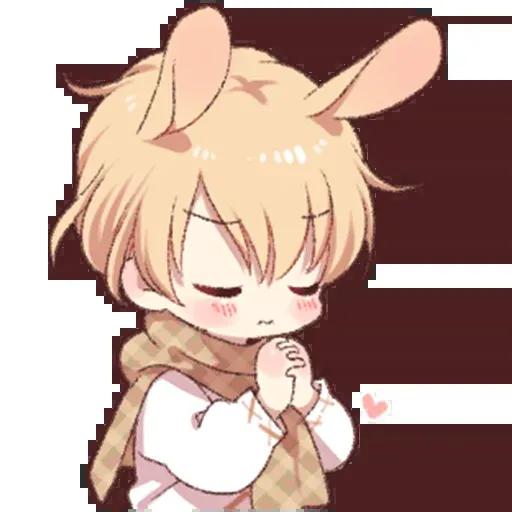 Bunny Boy 2 - Sticker 15