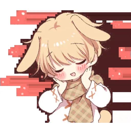 Bunny Boy 2 - Sticker 13