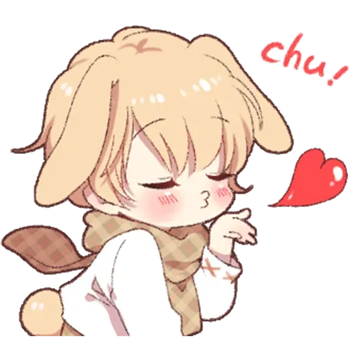 Bunny Boy 2 - Sticker 12