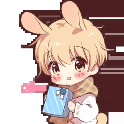 Bunny Boy 2 - Sticker 27