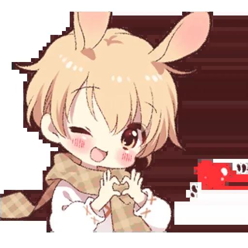Bunny Boy 2 - Sticker 11