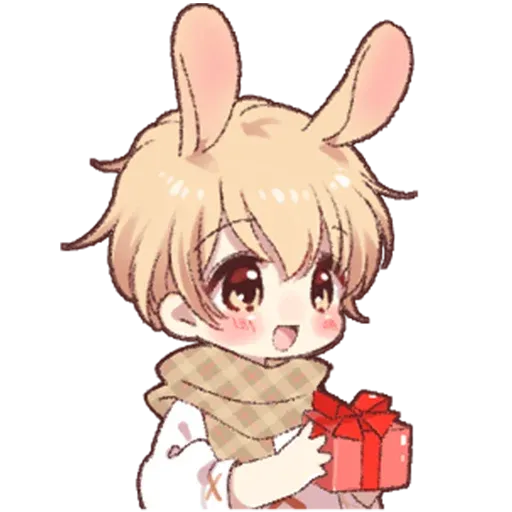 Bunny Boy 2 - Sticker 21