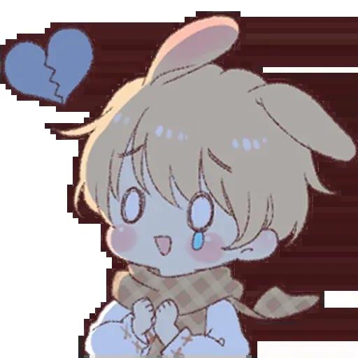 Bunny Boy 2 - Sticker 28