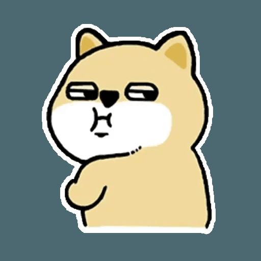 肥柴 - Sticker 13