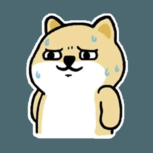 肥柴 - Sticker 8