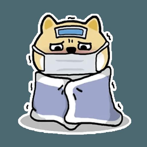 肥柴 - Sticker 2