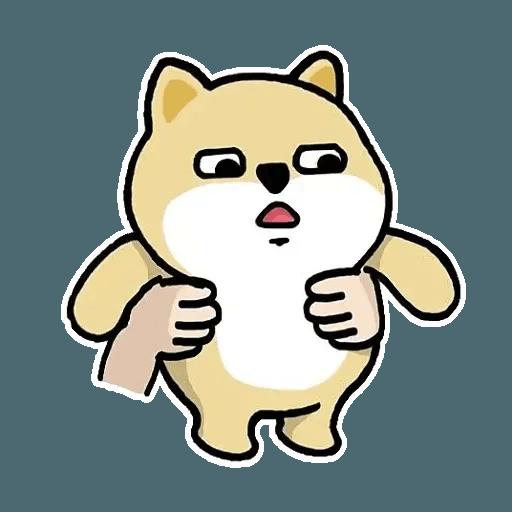 肥柴 - Sticker 12