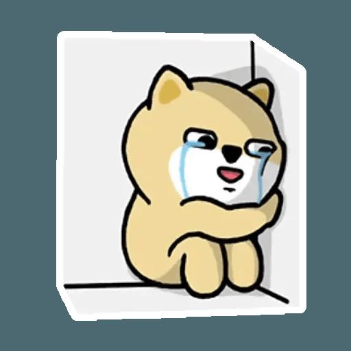 肥柴 - Sticker 6
