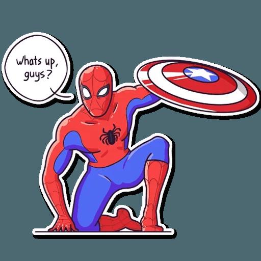 Spidermeme - Sticker 5