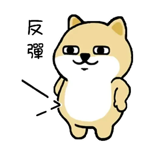 FatShiba - Sticker 15