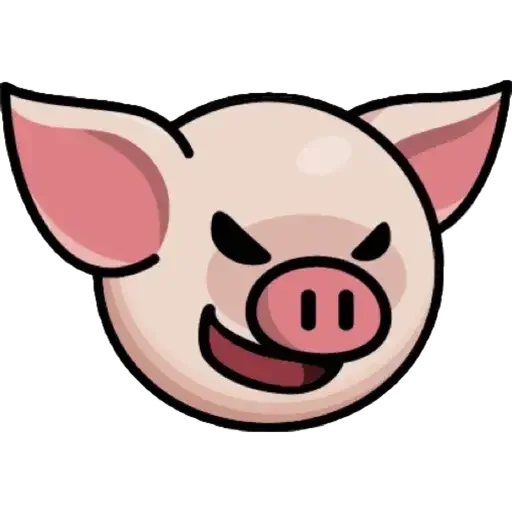 Lin pig - Sticker 8