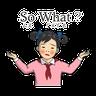 小學課本的逆襲 - 國際注音版 - Tray Sticker