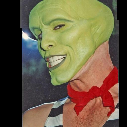 the mask la mascara  - Sticker 10
