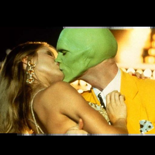 the mask la mascara  - Sticker 9