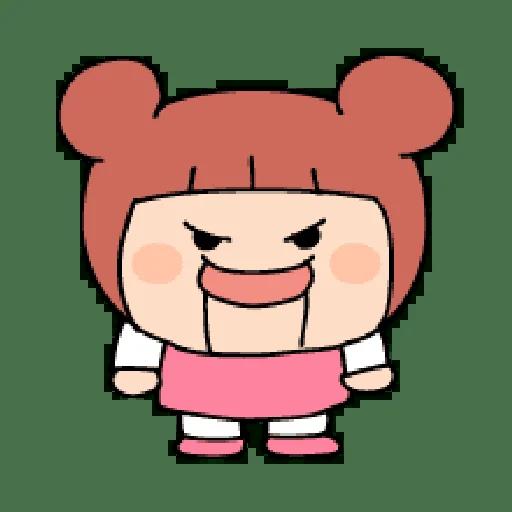 Sho chan sis 1 - Sticker 14