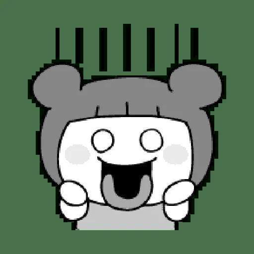Sho chan sis 1 - Sticker 12