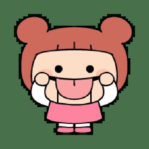 Sho chan sis 1 - Sticker 16