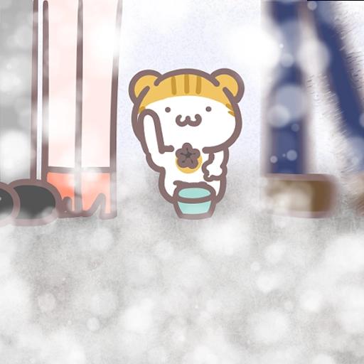 Meow家族與月巴豬仔 - Sticker 15