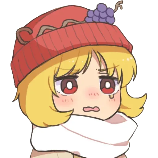Sasa Kichi's Touhou - Sticker 4