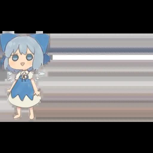 Sasa Kichi's Touhou - Sticker 23