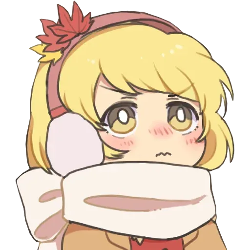 Sasa Kichi's Touhou - Sticker 5